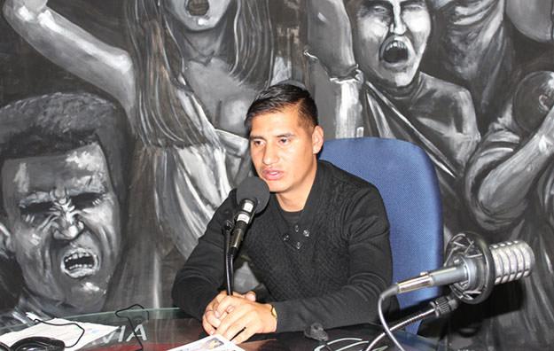 """""""La oposición se ha encargado de que los jóvenes odien la política"""""""