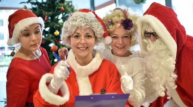 ¿Qué pasaría si Papá Noel fuera mujer?