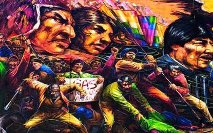"""""""Es tiempo de ajuste de cuentas entre la modernidad y los pueblos indígenas"""""""