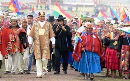 ¿Cómo se gestó el proceso de cambio en Bolivia?