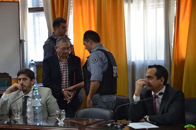 10 años de prisión para Segundo Héctor Carabajal