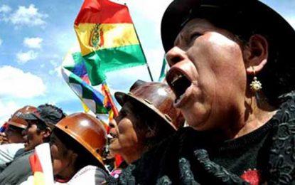 """""""El colonialismo es el primer obstáculo para que el proceso siga avanzando"""""""