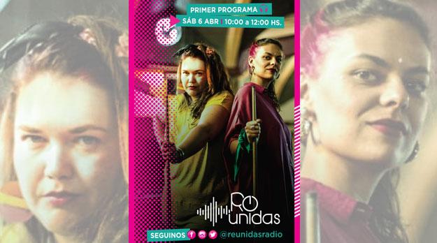 Arranca ReUnidas, programa radial con perspectiva de género
