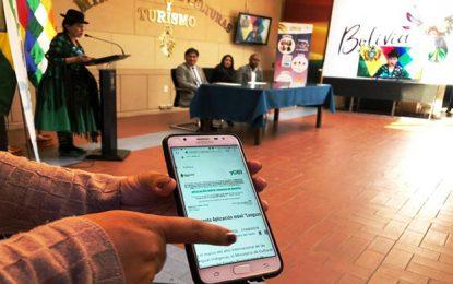 """""""Lenguas de Bolivia"""", mucho más que una aplicación móvil"""