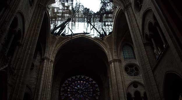 Notre-Dame: Los usos y abusos de las cenizas