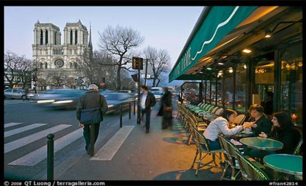 ¿Cuál es el corazón de París?