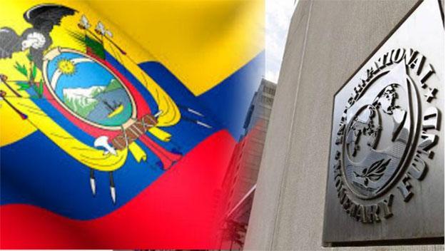 Ecuador y el FMI: misma piedra, mismo tropiezo