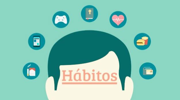 Los hábitos ¿qué hacemos con ellos?