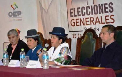 Todo lo que hay que saber sobre las elecciones en Bolivia