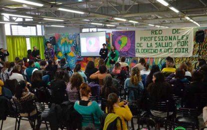 Un encuentro de la Red de Profesionales de Mendoza por el Derecho a Decidir