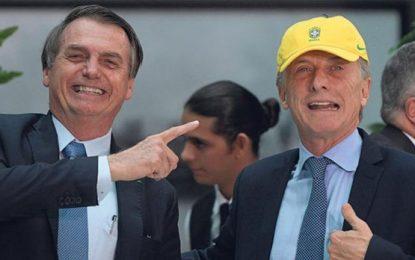 Bolsonaro y Macri son ahistóricos dinosaurios
