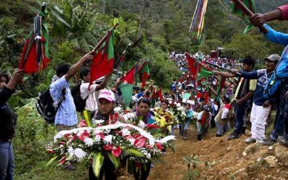 Rumbo incierto para la paz en Colombia tras exterminio de exguerrilleros y líderes