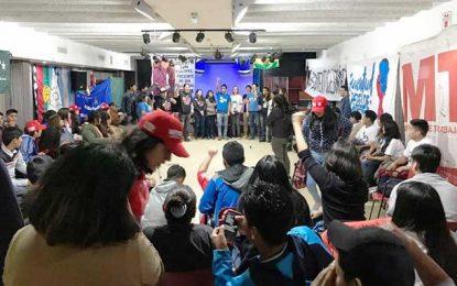 Juventudes envían un mensaje de unidad en Bolivia y Argentina