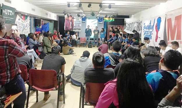 Conclusiones de Juventudes Unidas de Bolivia en Argentina