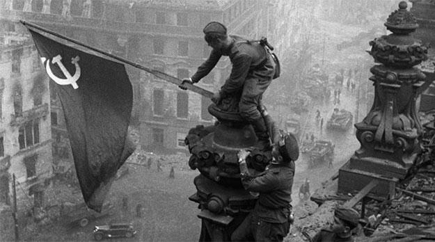 La URSS hace 77 años salvó a la humanidad