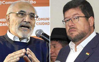 Mesa y Doria Medina reeditan el mercadeo de las alianzas políticas en Bolivia