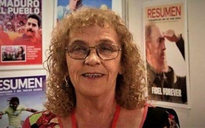 Graciela Rosenblum, heroína solidaria
