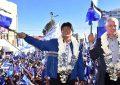 La yunta Evo y Álvaro, el liderazgo histórico