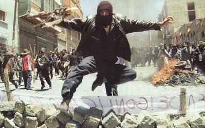 La fuga de 'Goni' y la derrota militar del neoliberalismo