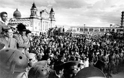 75 años de la revolución de octubre de 1944
