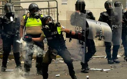Grupo de Puebla denuncia vulneración de DDHH y persecución política en Ecuador