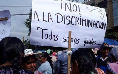 Bolivia regida por un gobierno racista