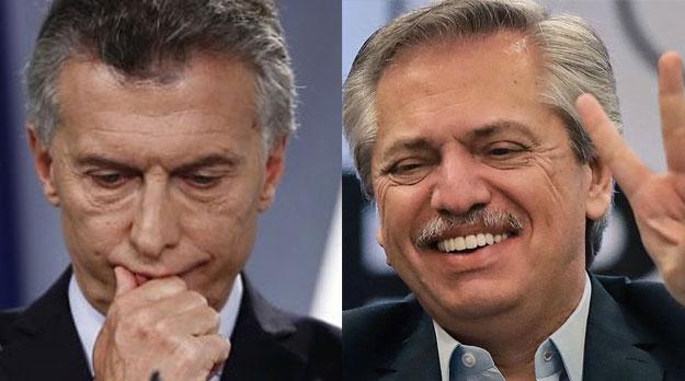 Macri termina su gobierno y empieza el de los Fernández