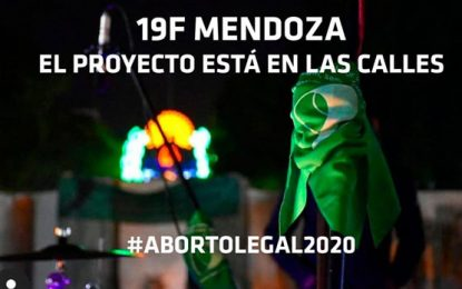 19F: Jornada federal y mundial por el Aborto Legal