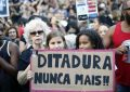 Humanizar siempre. Dictadura nunca más