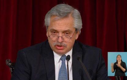 Discurso completo de Alberto Fernández ante la Asamblea Legislativa