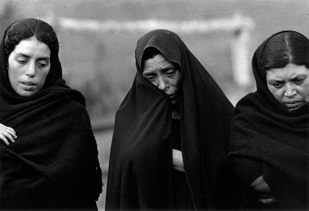 Mujeres y Fotografía: Graciela Iturbe