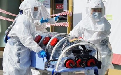 Sombrío el panorama frente a la pandemia que cada día aumenta en intensidad para aflicción de la humanidad