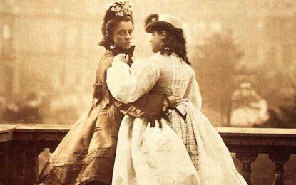 Mujeres fotógrafas: Hoy Lady Hawarden