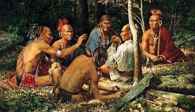 La Confederación Iroquesa