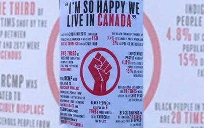 """""""Estoy tan contento de que vivamos en Canadá"""""""