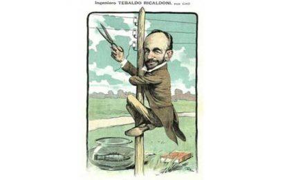 Tebaldo Ricaldoni: el inventor olvidado