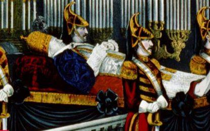 Los sucesores de Ludovico Pío
