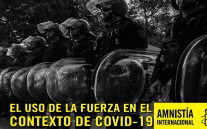 Amnistía Internacional relevó más de 30 casos violencia institucional en Argentina