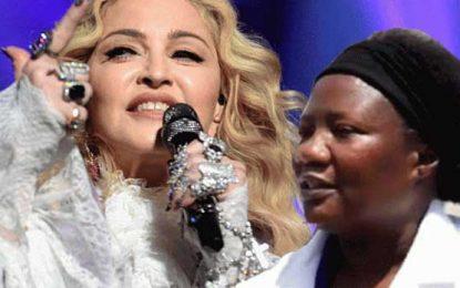 Madonna se une a Trump para apoyar a una excéntrica doctora