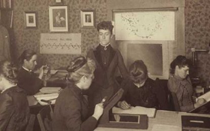 """Las """"mujeres computadoras"""" de Harvard"""