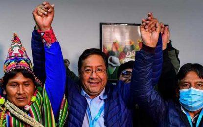 Nuestra América logra victoria estratégica en Bolivia