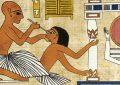 Medicina egipcia: ¿Quién fue el primer médico de nombre conocido?