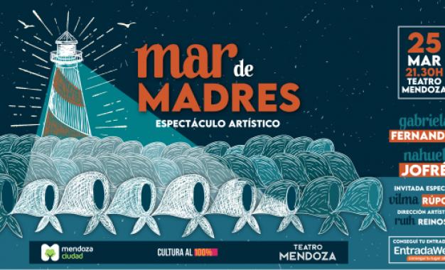 Mar de madres: un espectáculo en homenaje a las madres y a las abuelas