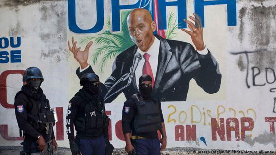 Haití: «Guerra de perros» instalada en el centro de América latina