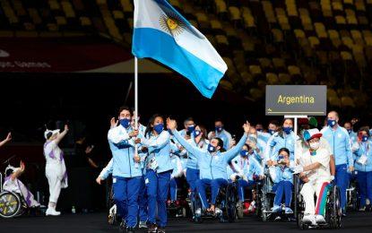 Argentina y una larga tradición en los juegos paralímpicos