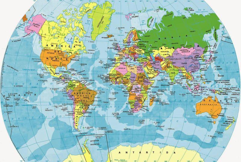 Cartografía e imperialismo: cuando ninguna ciencia es aséptica